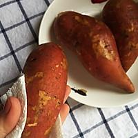 烤红薯的做法图解1