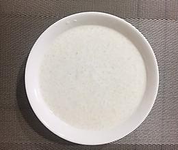 椰奶的做法