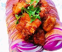 洋葱五花肉的做法