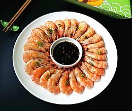 白灼对虾#我要上首页清爽家常菜#的做法