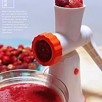零添加纯手工草莓酱的做法图解2