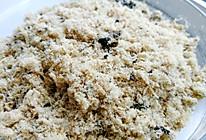 海苔芝麻肉松(厨师机版)的做法