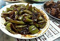辣椒炒黄豆酱的做法