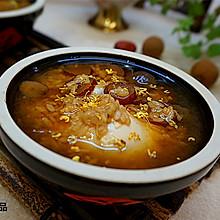 桂圆红枣酒酿荷包蛋-----冬季养身必备