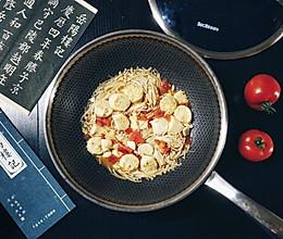 番茄针菇豆腐的做法