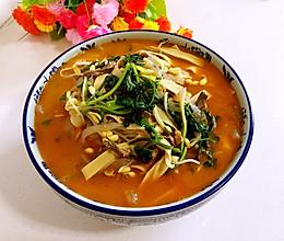 羊杂汤的做法