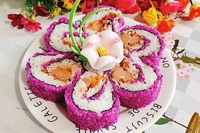 反转樱花寿司