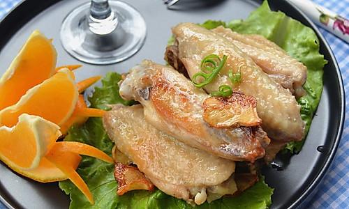 盐焗鸡中翅的做法