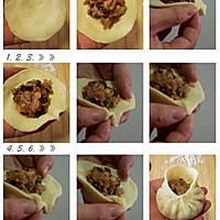 鲜肉包子的做法图解8