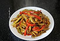 素炒鱼香茄条#每道菜都是一台食光机#的做法