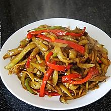素炒鱼香茄条#每道菜都是一台食光机#