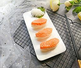 三文鱼寿司的做法