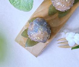 绣球花和果子(消耗豆沙新姿势)的做法