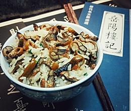 电饭煲版黄鳝焗饭的做法