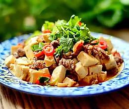 豆腐烧牛肉的做法