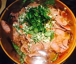 水煮肉腰片的做法