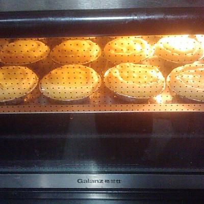 葡式蛋挞。