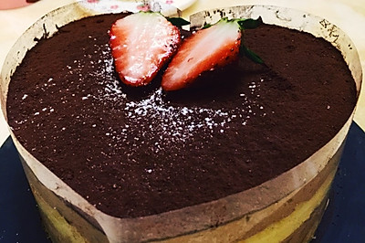 巧克力慕斯乳酪蛋糕