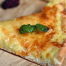 榴莲披萨—德普烘焙食谱