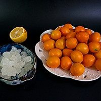 自制川贝金橘果酱------滋润整个干燥的春天的做法图解1