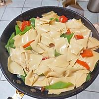 东北菜《尖椒干豆腐》的做法图解9