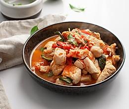 泰式酸辣西红柿炒鸡肉的做法