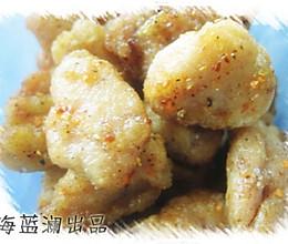 台湾小吃盐酥鸡的做法