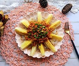 #秋天怎么吃#粉丝蒸娃娃菜的做法