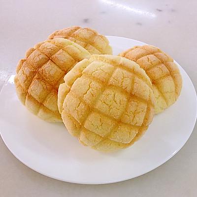 糕一三班—日式菠萝面包