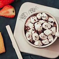 棉花糖热巧克力|日食记的做法图解6