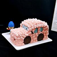 小汽车蛋糕#晒出你的团圆大餐#的做法图解24