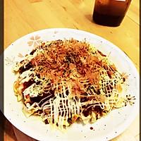"""日本料理""""大阪烧""""(お好み焼き)的做法图解13"""