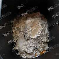 炼奶软排包#长帝烘焙节(半月轩)#的做法图解2