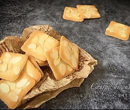 杏仁瓦片酥的做法