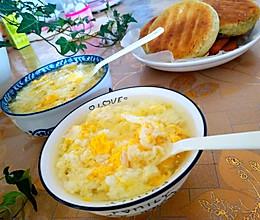 米酒蛋花汤的做法