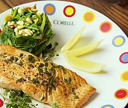 百里香三文鱼——快手高逼格的做法