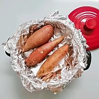 砂锅烤红薯的做法图解4