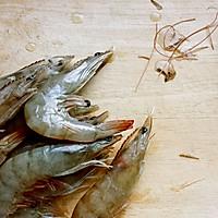 鲜虾蔬菜粥的做法图解3