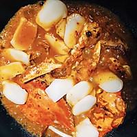 香辣梭子蟹烩年糕的做法图解24