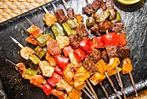 烧烤DIY,烤箱户外都适用哦 #带着美食去踏青#的做法