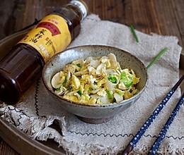 百合炒鸡蛋#金龙鱼外婆乡小榨菜籽油 外婆的时光机#的做法