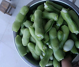蚕豆的做法