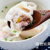 鲜肉虾仁大馄饨#豆果魔兽季部落#的做法图解11
