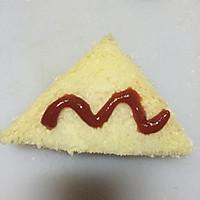 煎蛋火腿肠三明治的做法图解24
