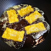 #福气年夜菜#香蕉紫薯派的做法图解7