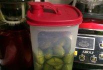 咽喉伴侣---橄榄醋的做法