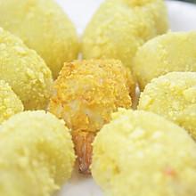 土豆虾球——#第三届长帝烘焙节 华东赛区#