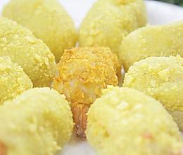 土豆虾球——#第三届长帝烘焙节 华东赛区#的做法