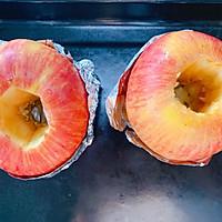 法式肉桂坚果烤苹果的做法图解2