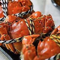 日食记 | 清蒸大闸蟹的做法图解2